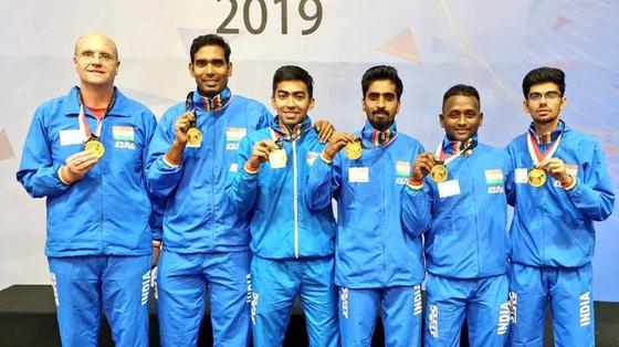 Indian Men S Tt Team Enters Top 10 In Ittf World Rankings